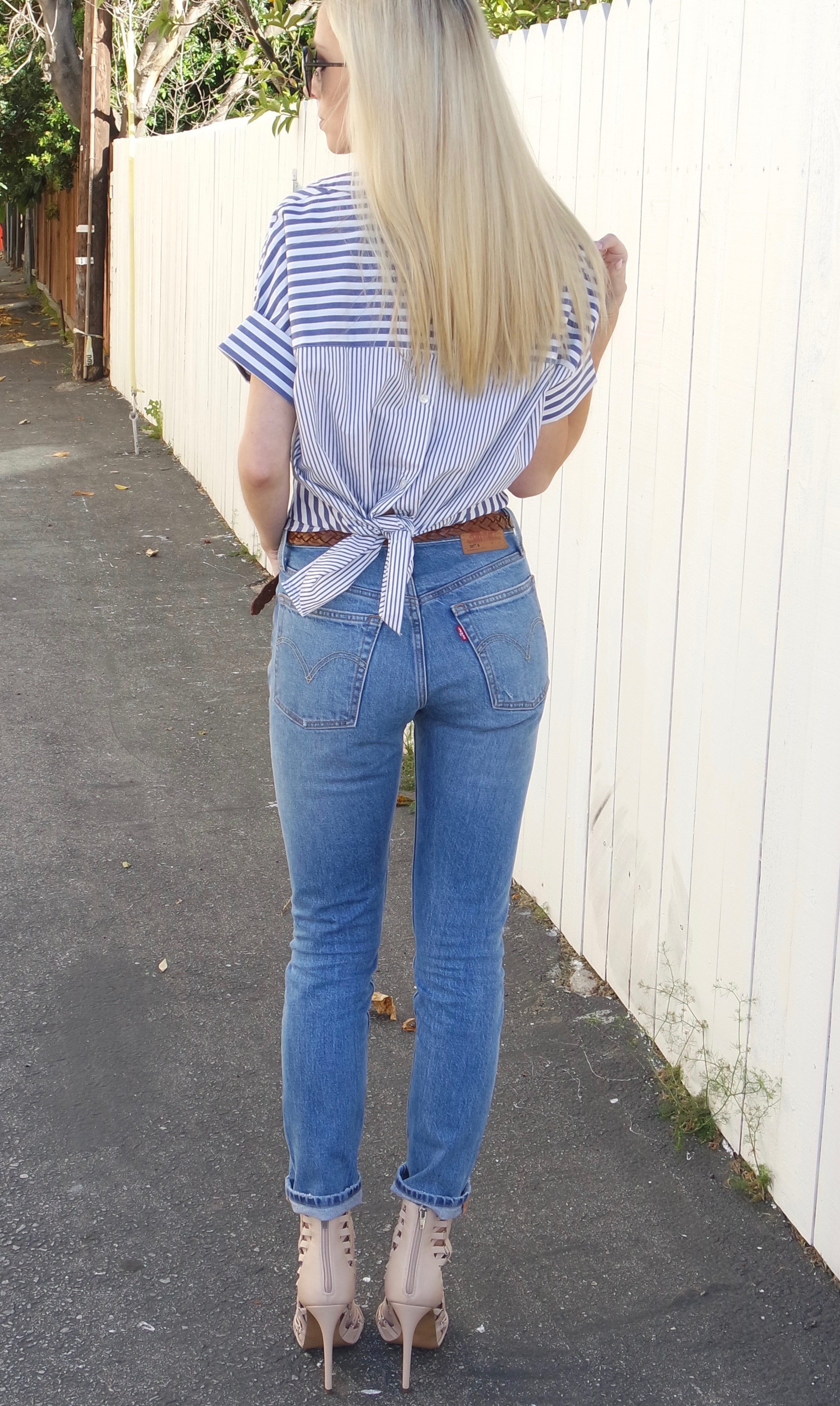 Top Jean Picks from Levi's || Not Just Your Mom's Jeans