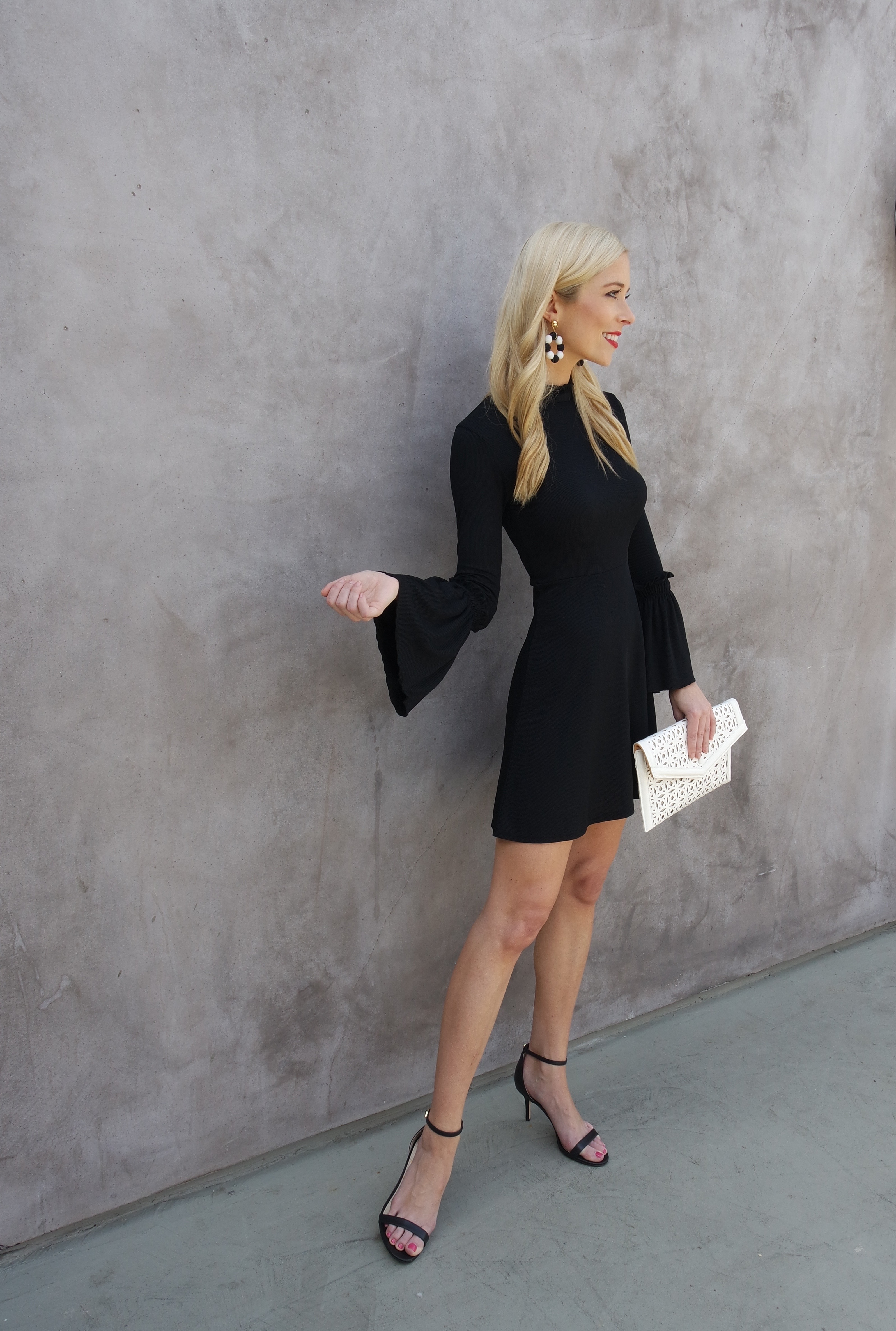 How I love to style Black and White